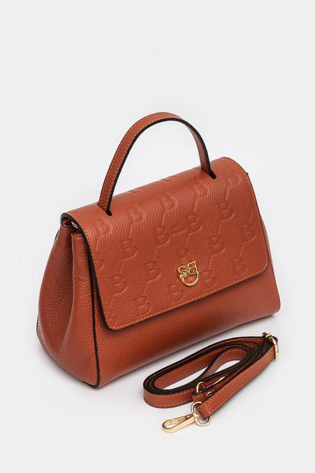 Жіноча сумка Sara Burglar теракотове - SB490r