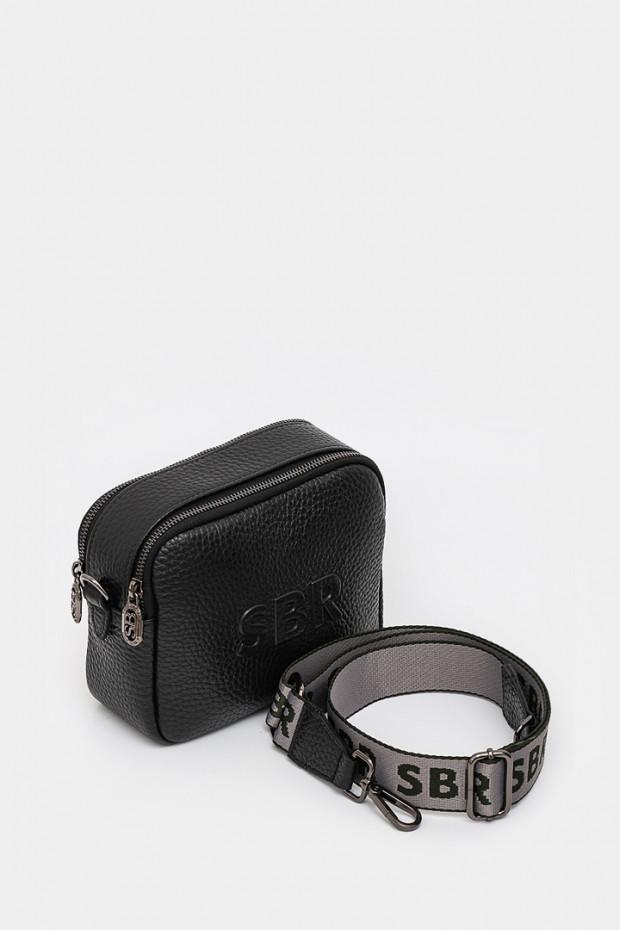 Жіноча сумка Sara Burglar чорна - SB916n