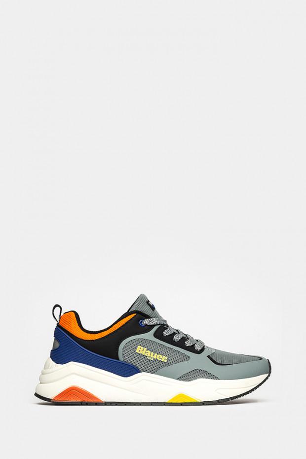 Кросівки Blauer USA сірі - tokgR