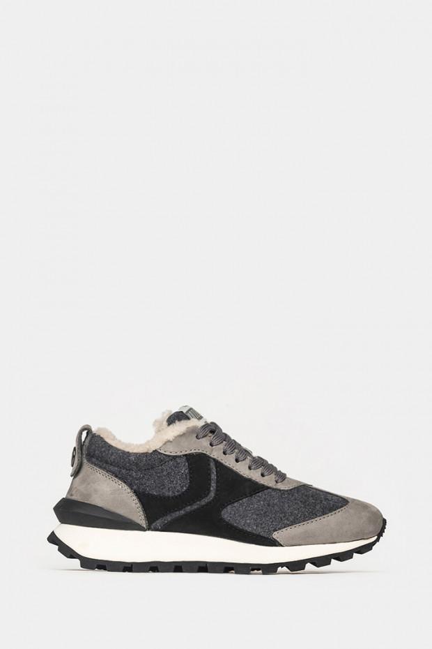 Жіночі кросівки Voile Blanche сірі - VB6145g