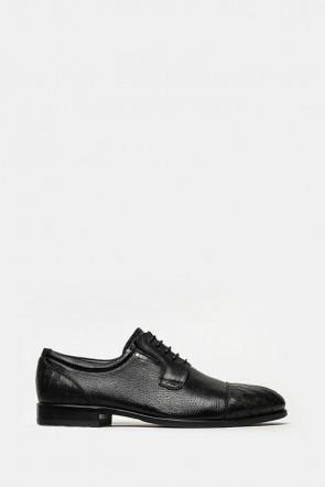 Туфлі Giampiero Nicola чорні - 15262