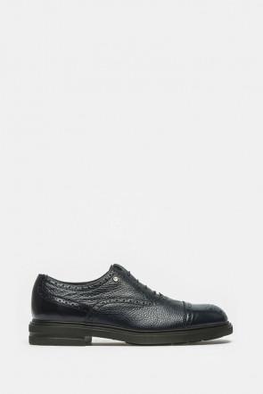 Туфлі Giampiero Nicola сині - 17209А