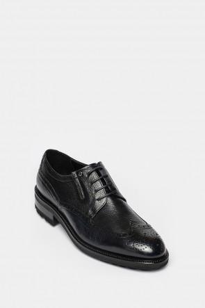 Туфлі Mario Bruni чорні - 63289
