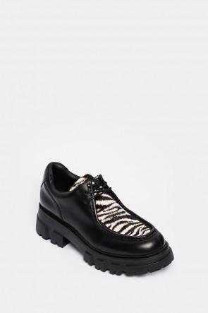 Туфлі Ash чорні - linnie