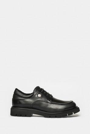 Туфлі Giampiero Nicola чорні - 42504