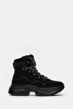 Кросівки Stokton чорні - 633D