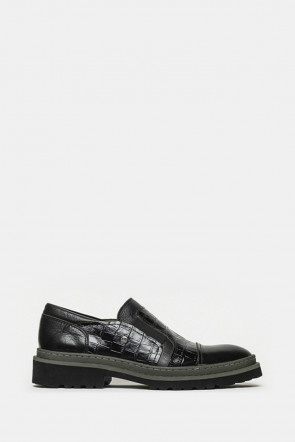 Туфлі Lab Milano чорні - 7720_n