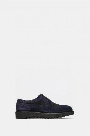 Туфлі Giampiero Nicola сині - 41102
