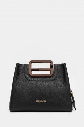 Жіноча сумка Gironacci чорна - GR2360n