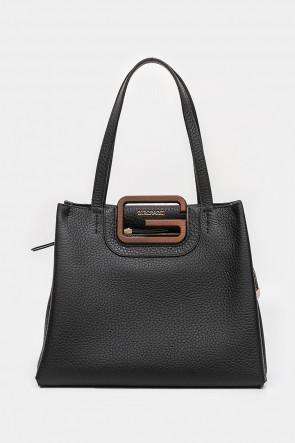 Жіноча сумка Gironacci чорна - GR2361n