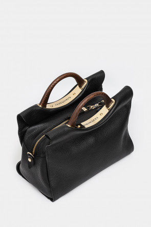 Жіноча сумка Gironacci чорна - GR530n