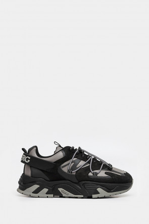 Чоловічі кросівки Iceberg чорні - IC1450n