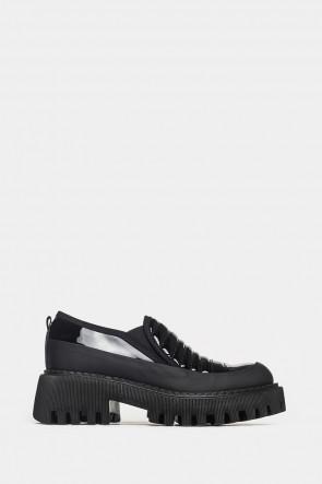 Жіночі туфлі Loriblu чорні - LR1344