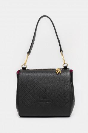 Жіноча сумка Sara Burglar чорна - SB345n