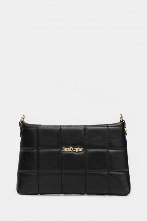 Жіноча сумка Sara Burglar чорна - SB895n