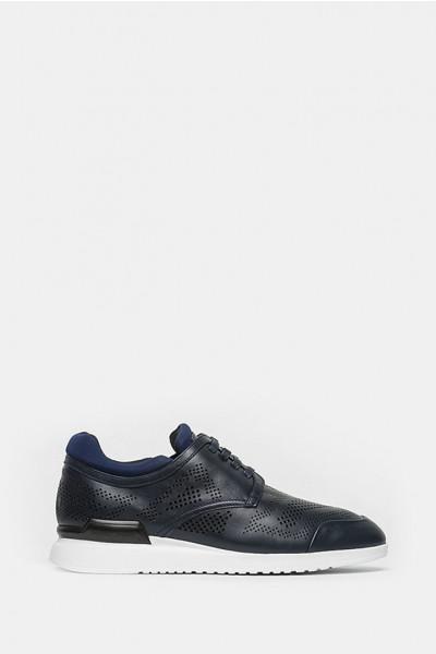 Кросівки Armani Jeans сині - 4500